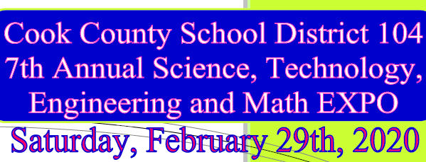 SD104 STEM EXPO: Saturday, Feb. 29, 2020