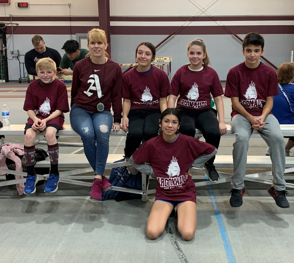 Argo Inaugural Middle School Mile- Saturday, Feb. 29, 2020