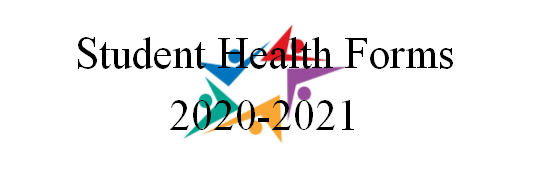 SD104 STUDENT HEALTH FORMS 2020-2021