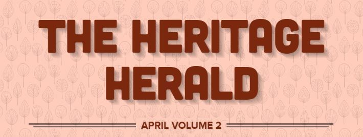 April Heritage Herald