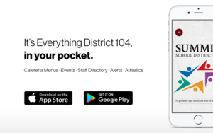 Download our district app!