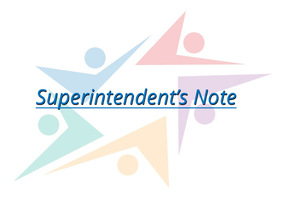 Superintendents Note - April 24, 2020