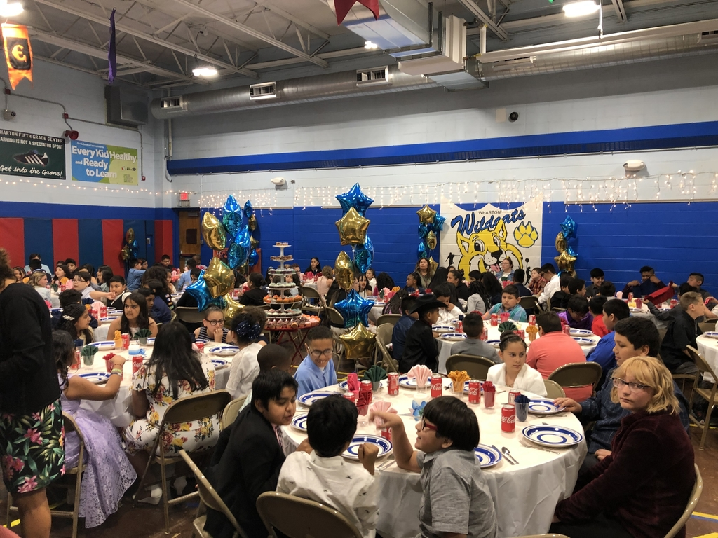 Annual 5th Grade Luncheon