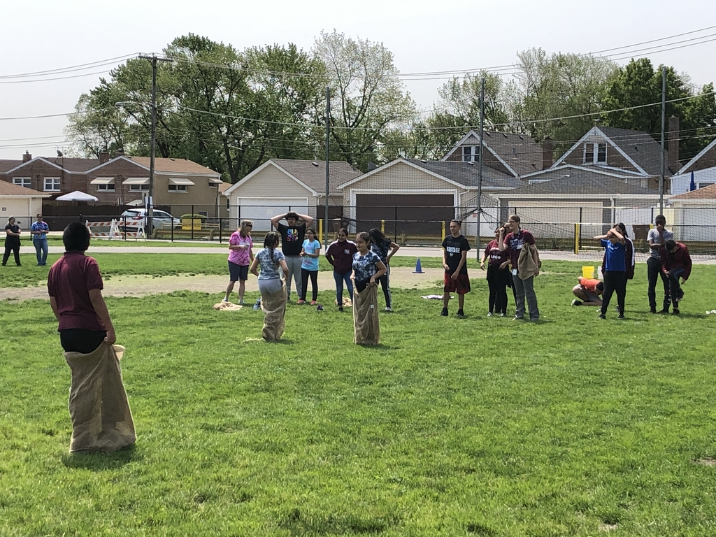 HMS Field Day Sack Race